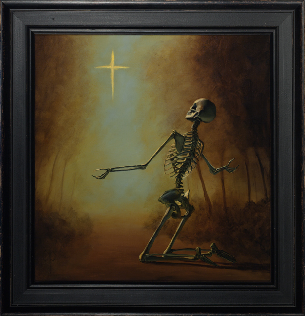 Chris Peters The Shadow and The Light