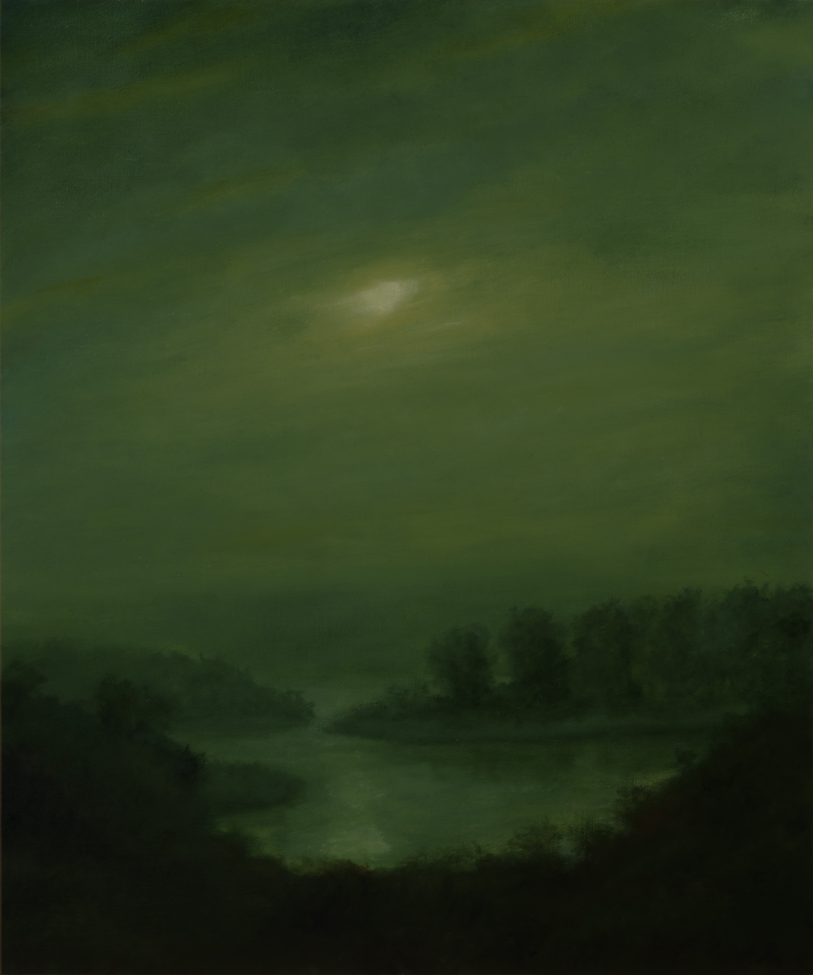 American Tonalism / Blakelock Lake / Chris Peters