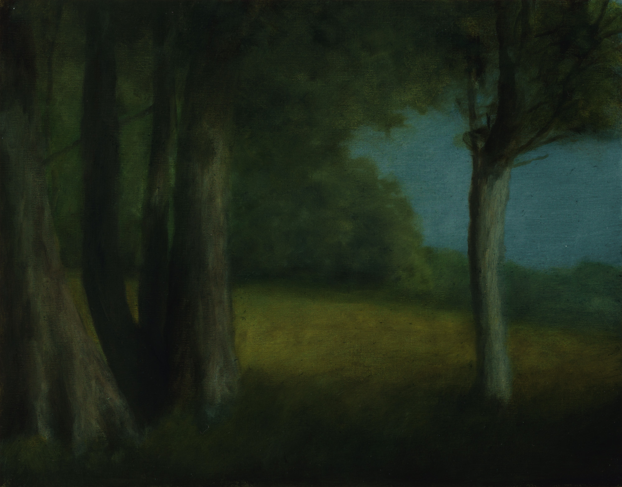 American Tonalism / Forest Edge / Chris Peters