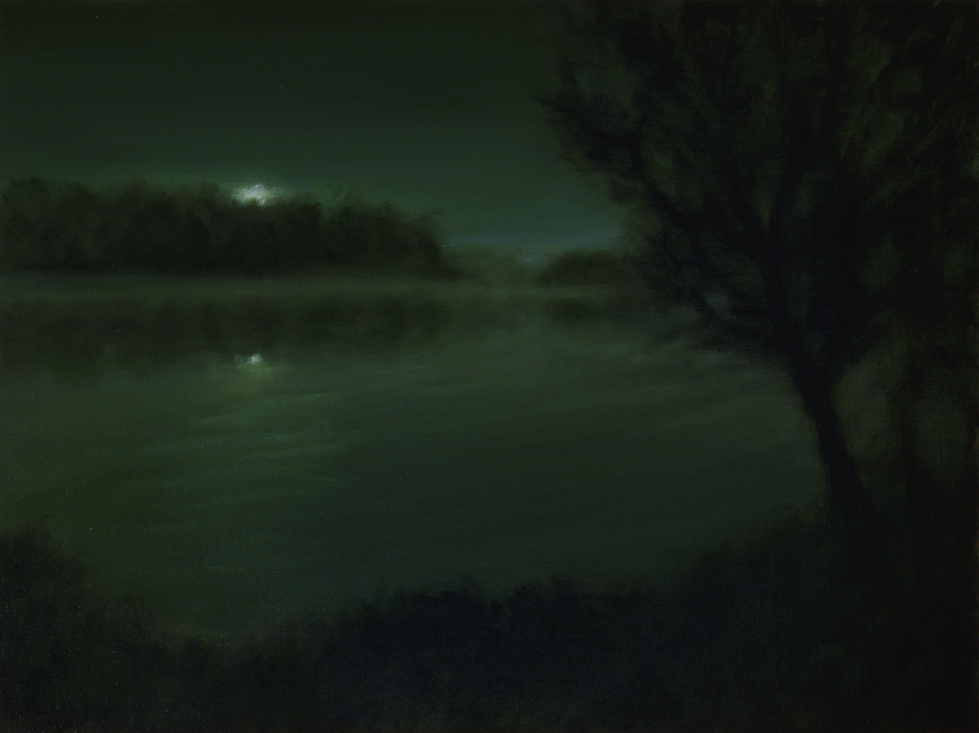 American Tonalism / Night Lake / Chris Peters