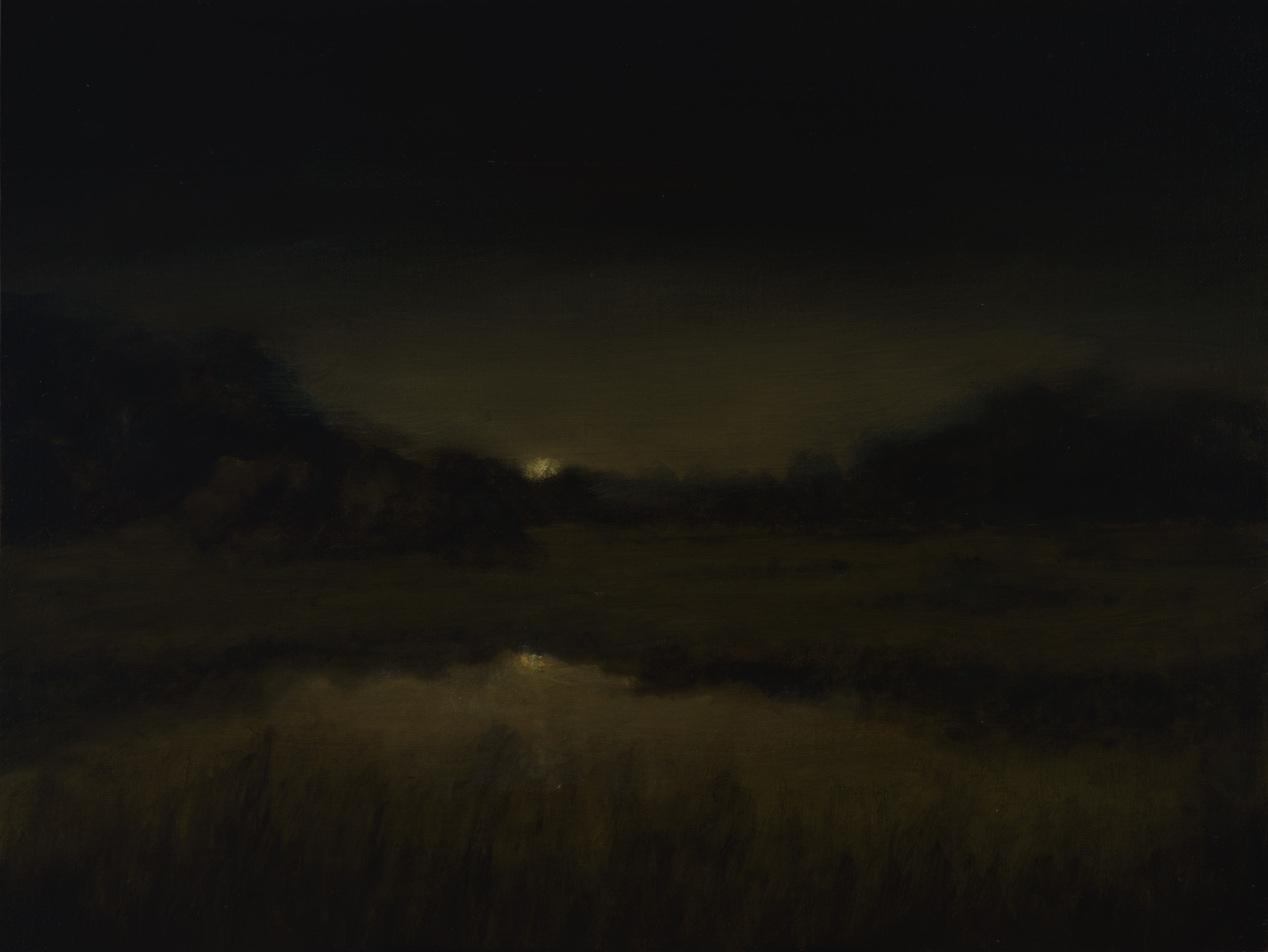 American Tonalism / The Stillness of Night / Chris Peters