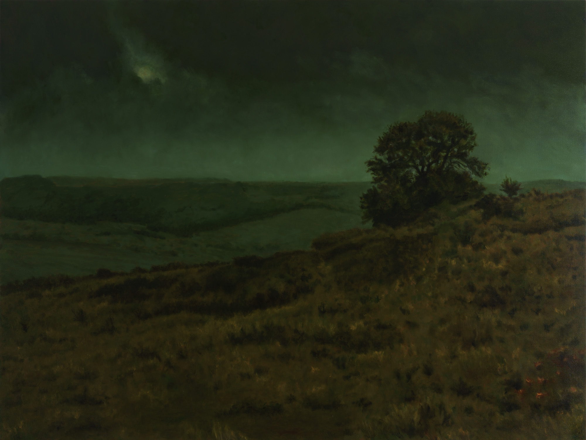 American Tonalism / The Valley Beyond / Chris Peters