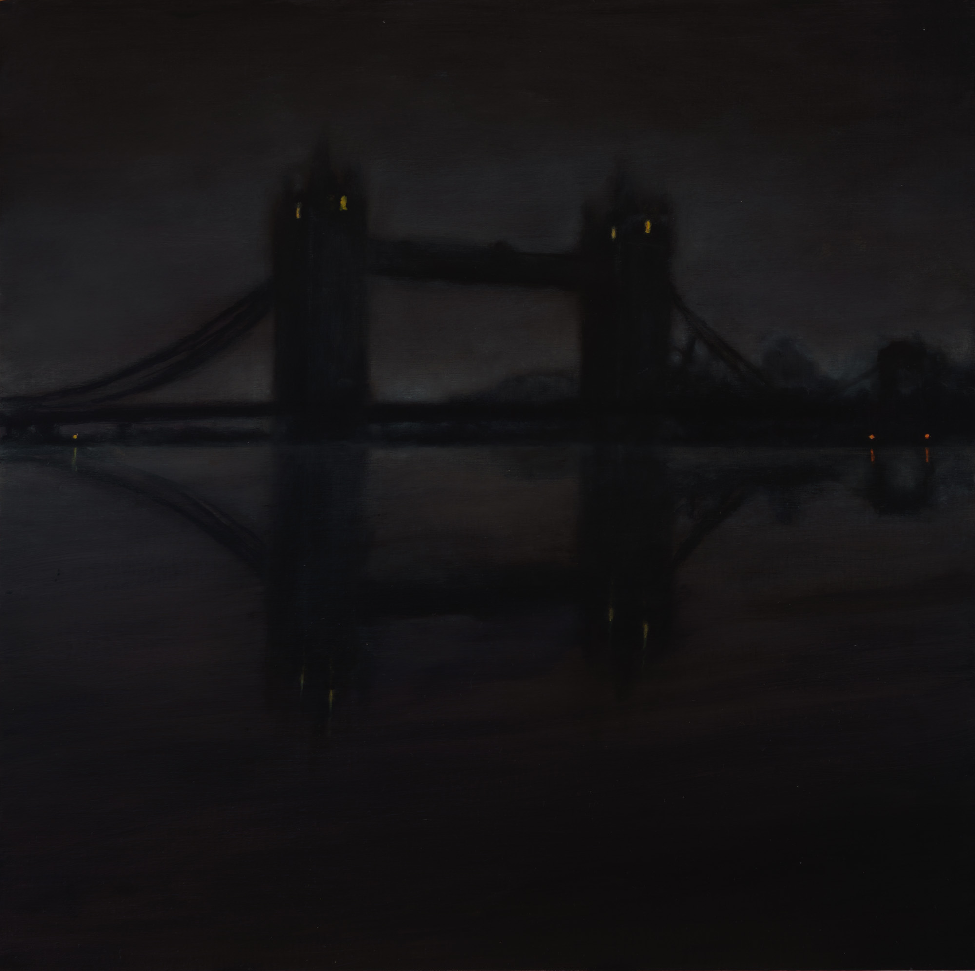 American Tonalism / Whistler Bridge / Chris Peters